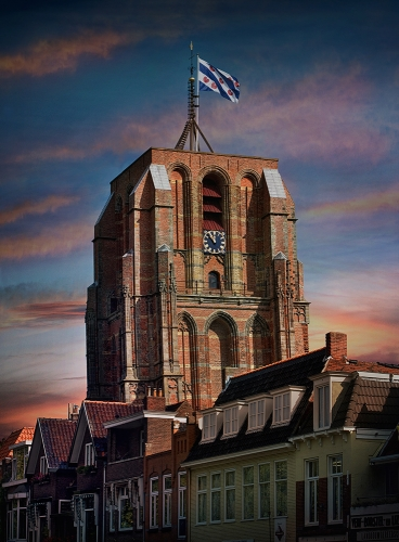 Oldehove-tower-Leeuwarden